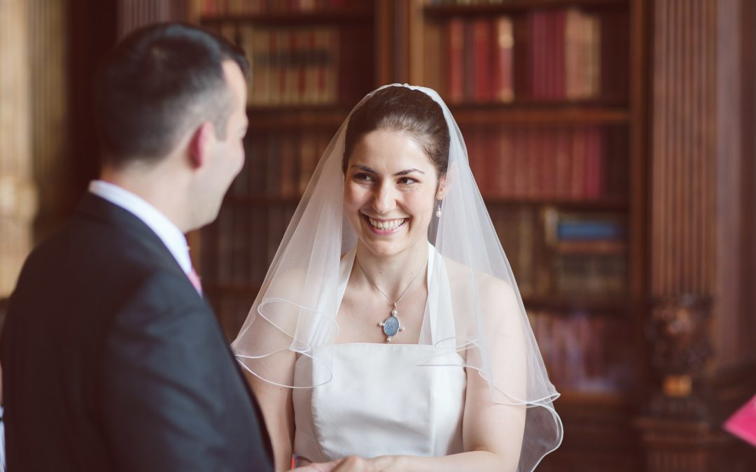 A Wedding at Crewe Hall // Luba & Alex