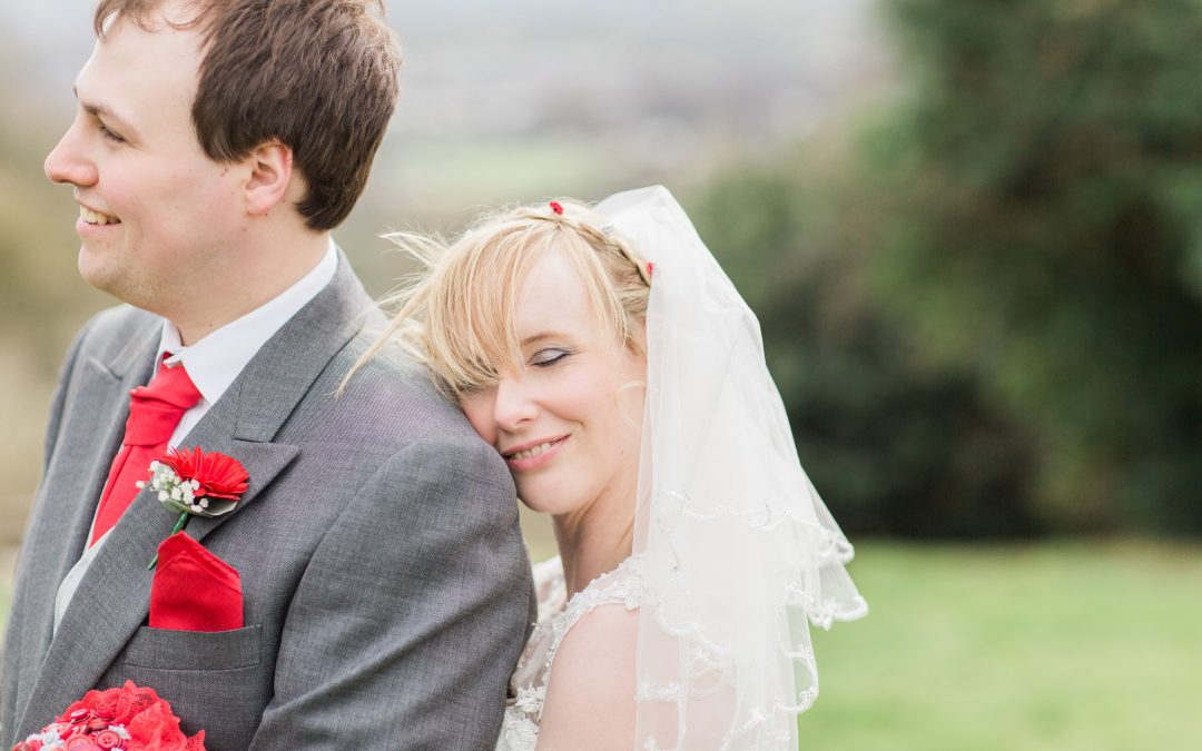 A Classic Wedding at the Avon Gorge Hotel // Jessica and James