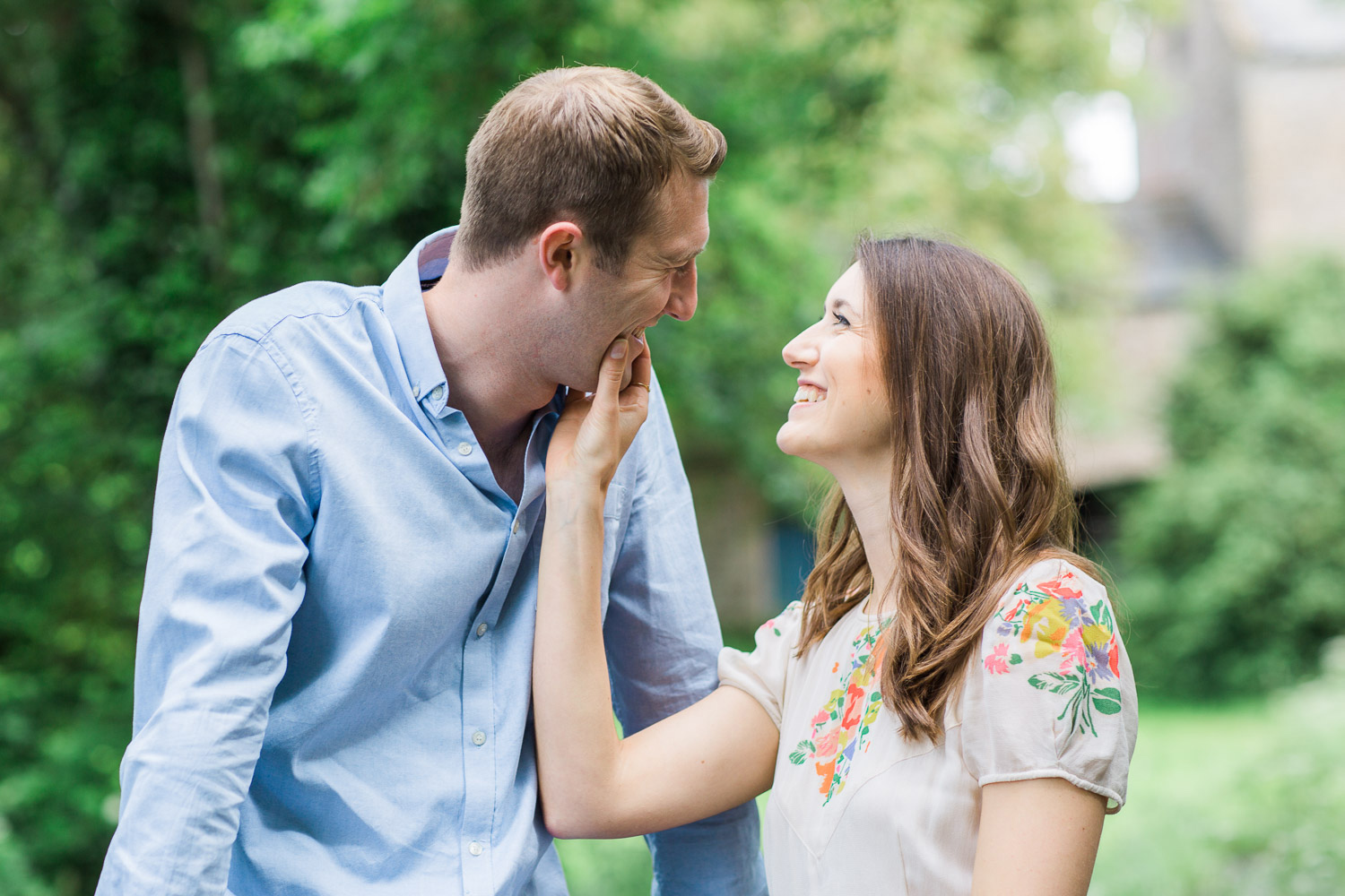 Somerset Engagement Shoot // Kate & Matthew