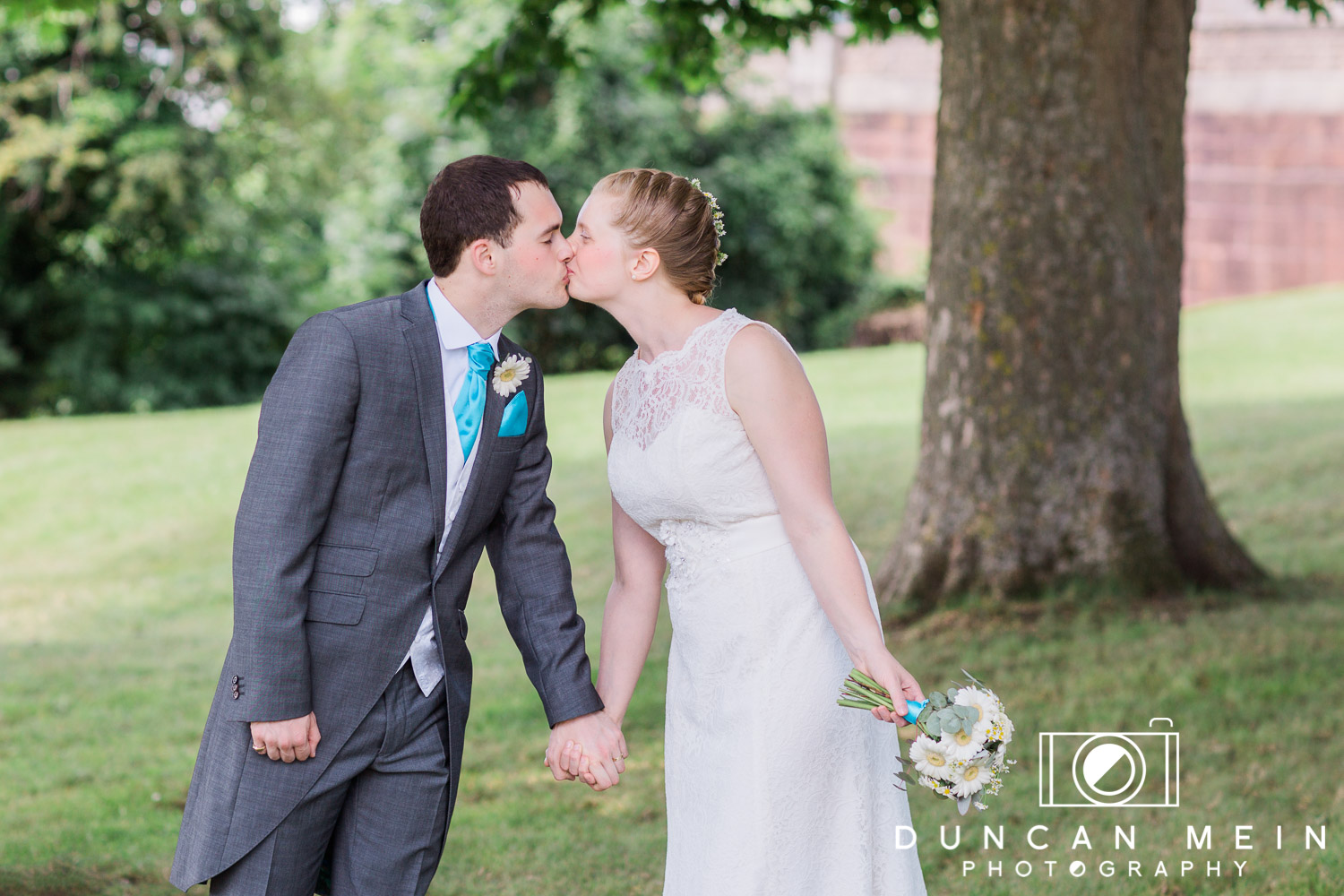A Summer Wedding at the Avon Gorge Hotel // Emily & Guy