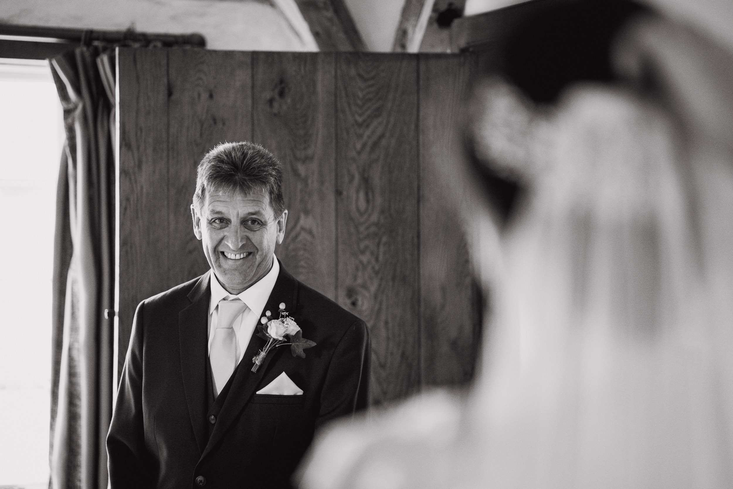 Orchardleigh Estate Wedding - Father of the Bride